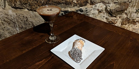 Cocktails & Cannoli: Boston's North End Dessert Tour tickets