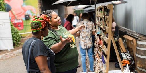 Heritage Fest DC - African Food & Fashion Festival Featuring Jollof, Jerk & Suya Wars