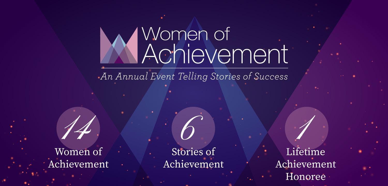2018 Women of Achievement
