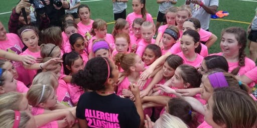 4th Desiree Scott Soccer Camp presented by Sexton Group Ltd.