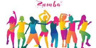 Low Impact Sundays Zumba with Cherice - Ruby Red Fitness