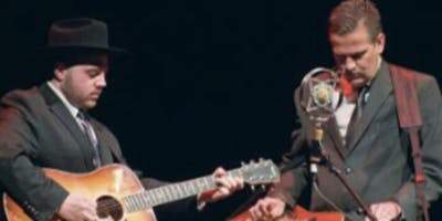 Troubadour Concerts at the Castle - Rob Ickes & Trey Hensley