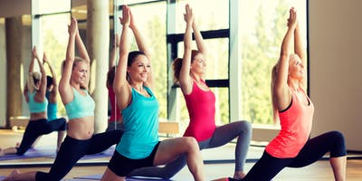Vinyasa Flow w/Gillian - 60 minutes - 10€ Paris
