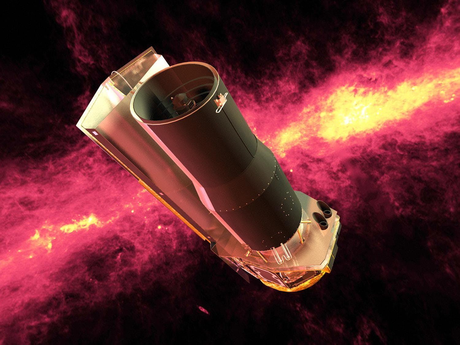 SCC Planetarium Show - 15 Years of the Spitzer Infrared Space Telescope