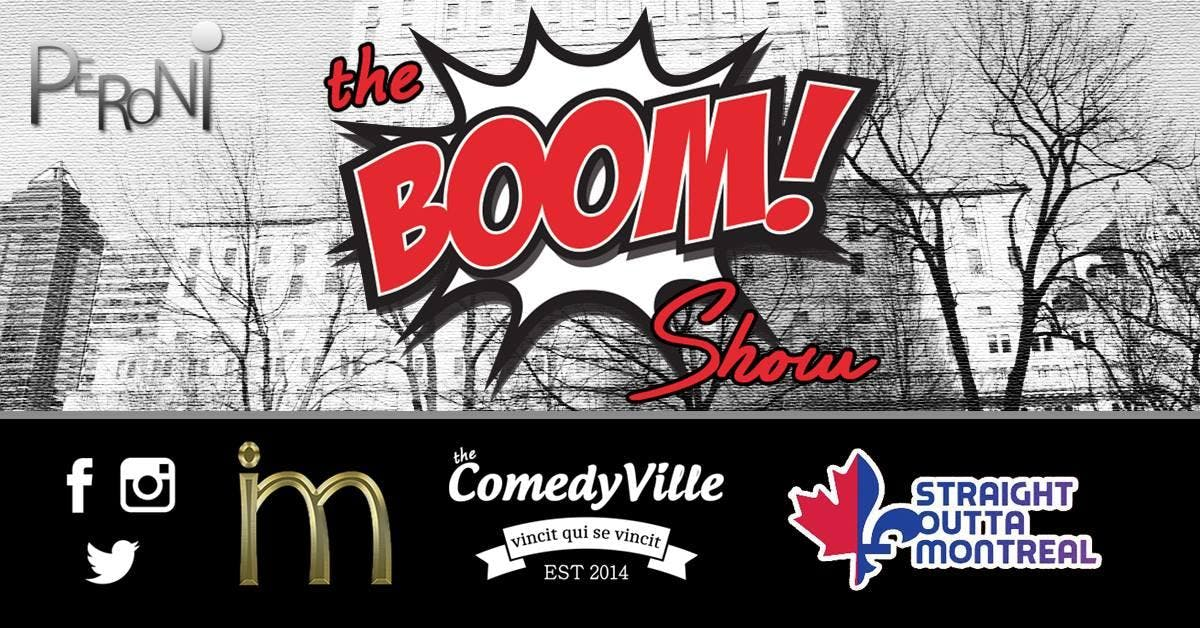 Boom ( Stand Up ) Comedy Show