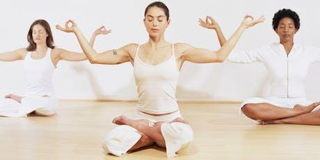 Kundalini Yoga 90min, w/Gillian, 10€, Paris 75001 billets