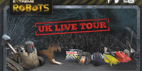 Extreme Robots - Maidstone (Show 2) tickets