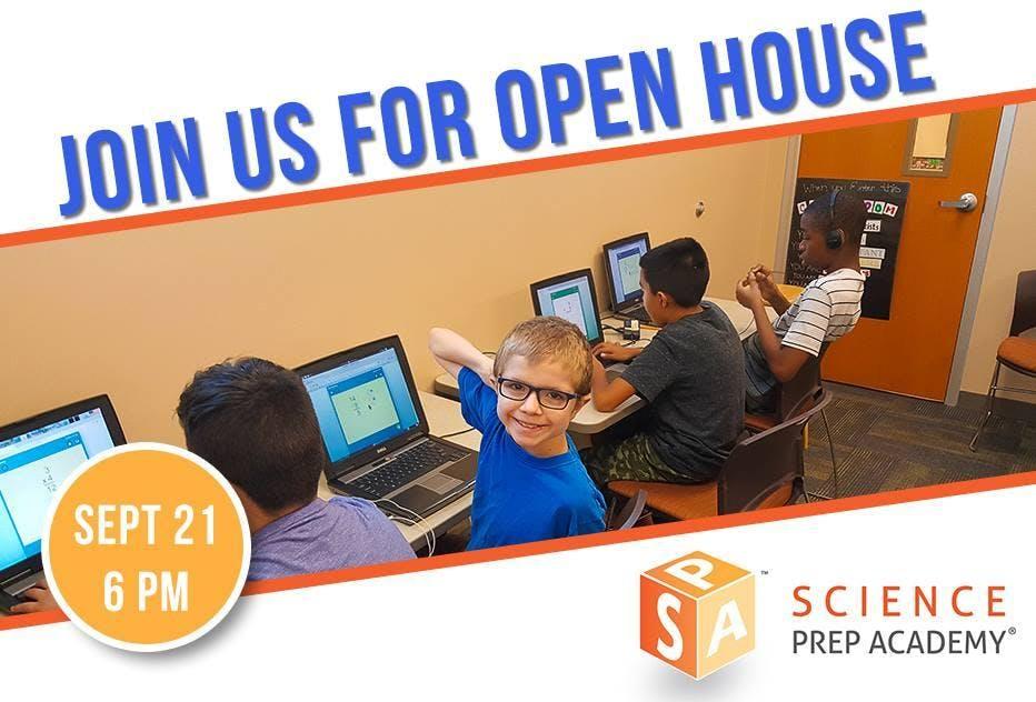 Science Prep Academy Open House