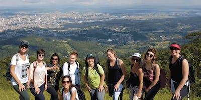 Iniciação ao Montanhismo no Pico do Urubu em Mogi das Cruzes – SP