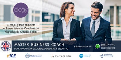 International Master Business Coach