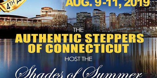 4th Annual Shades of Summer Steppin Weekend