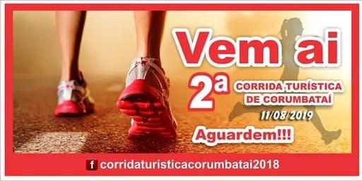 2ª CORRIDA TURÍSTICA DE CORUMBATAÍ