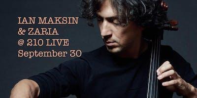 Ian Maksin & Zaria band at 210 Live (w/Gabriel Datcu)
