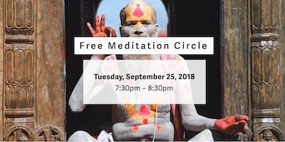Free Meditation Circle