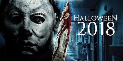Pre Screening of the New Halloween Movie