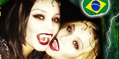 "5th Annual Brazilian Halloween Ball in Portland - ""FORROLLOWEEN"""