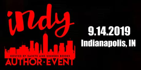 Indy Author Event 2019 tickets