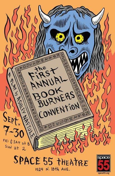 The First Annual Bookburners Convention