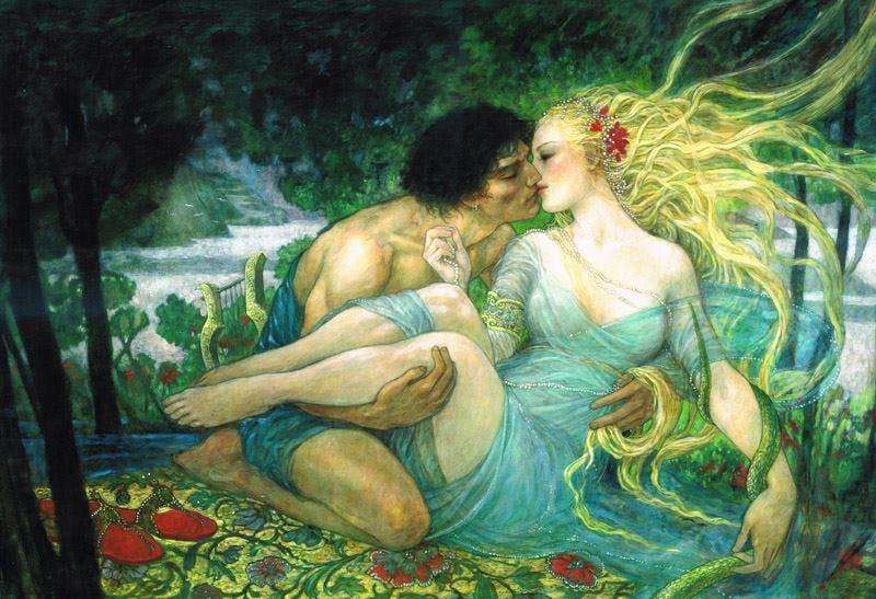 Radical Intimacy- A Retrieval of Love