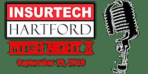 InsurTech Hartford Startup Pitch Night