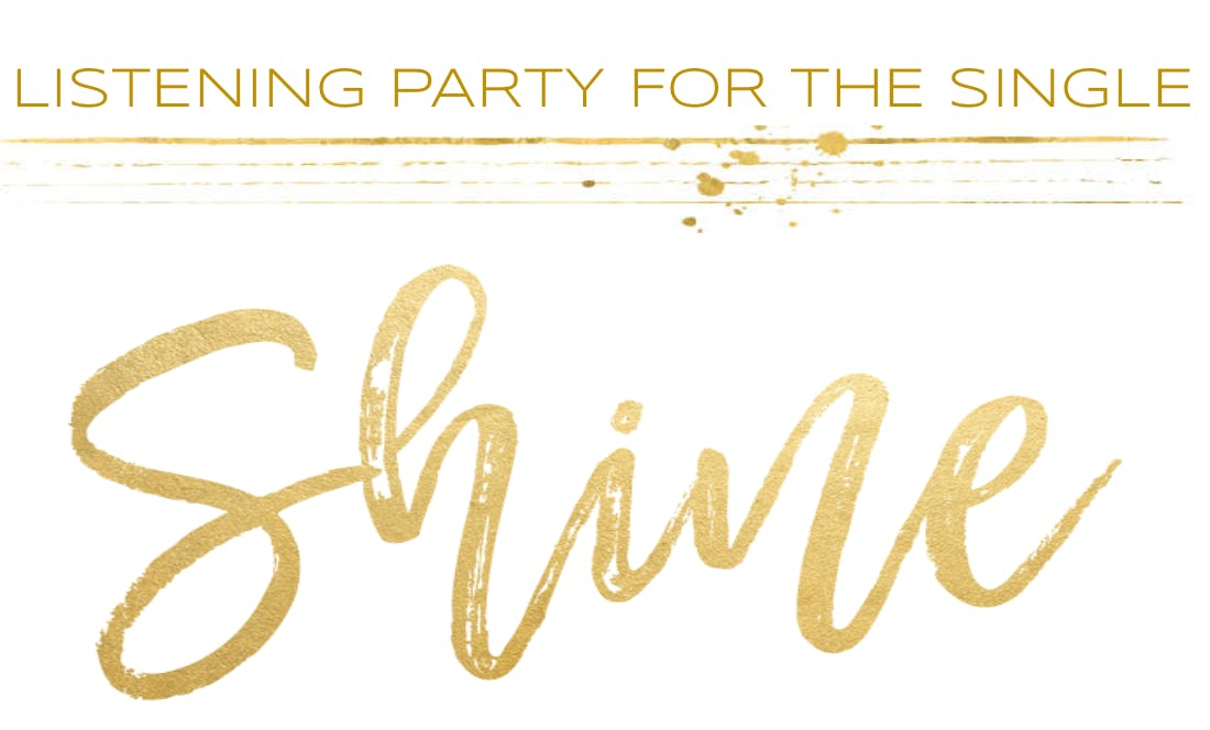 'Shine' Listening Party To Support 'Ready To