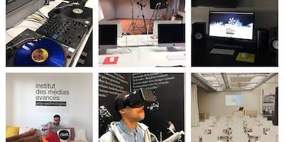 Institut des médias avancés - Toulouse - Réunion d\