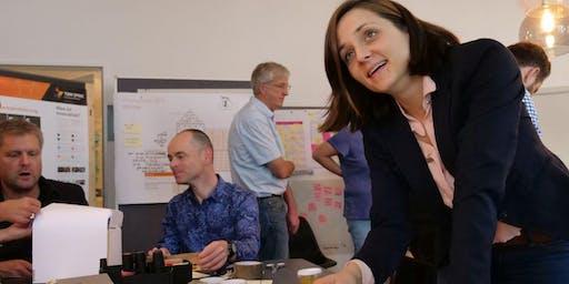 """Design Thinking für B2B-Entscheider - """"Innovation Tuesday"""" Workshop"""