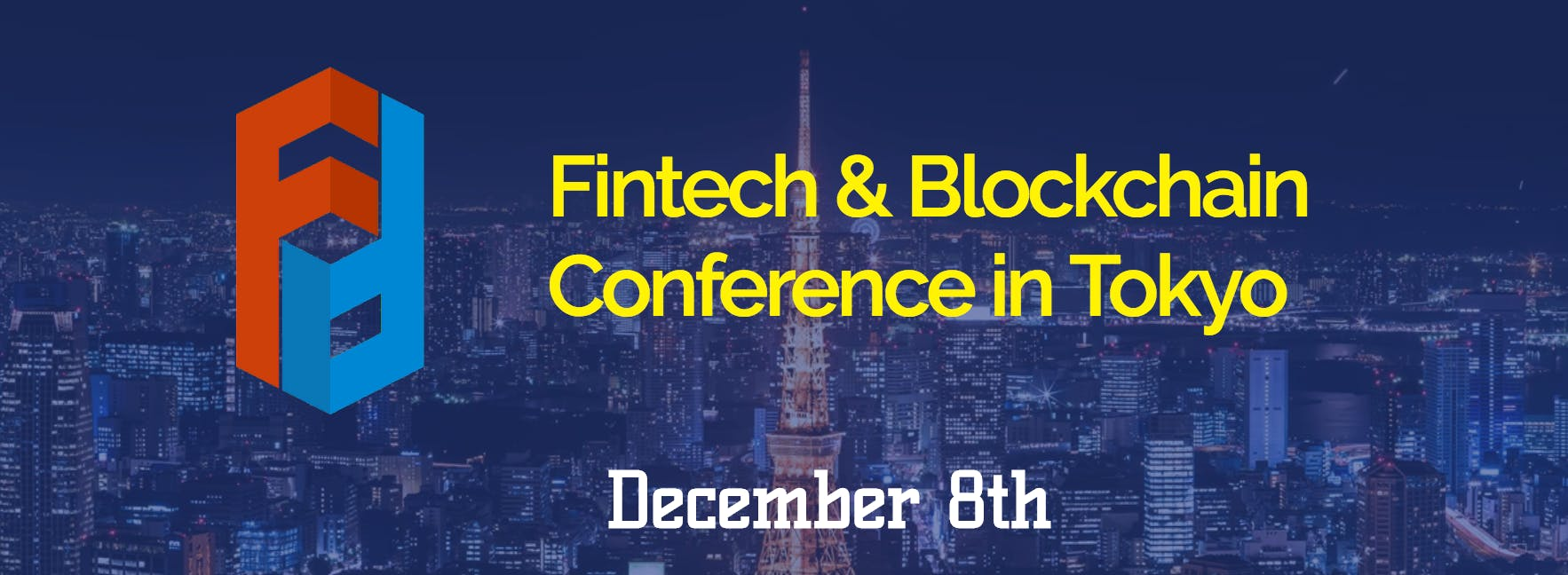 Fintech & Blockchain Conference in Tokyo 2018