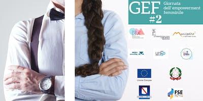 GEF #2 Giornata dell'empowerment femminile.