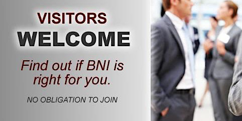 Westminster Friday AM BNI