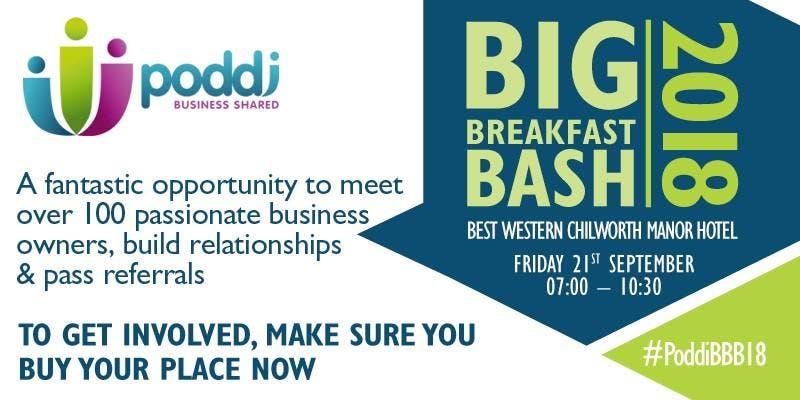 The 2nd PODDI Big Business Breakfast