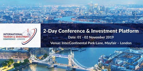 2-Day Conference & Investment Platform 1 - 2 November 2019 tickets