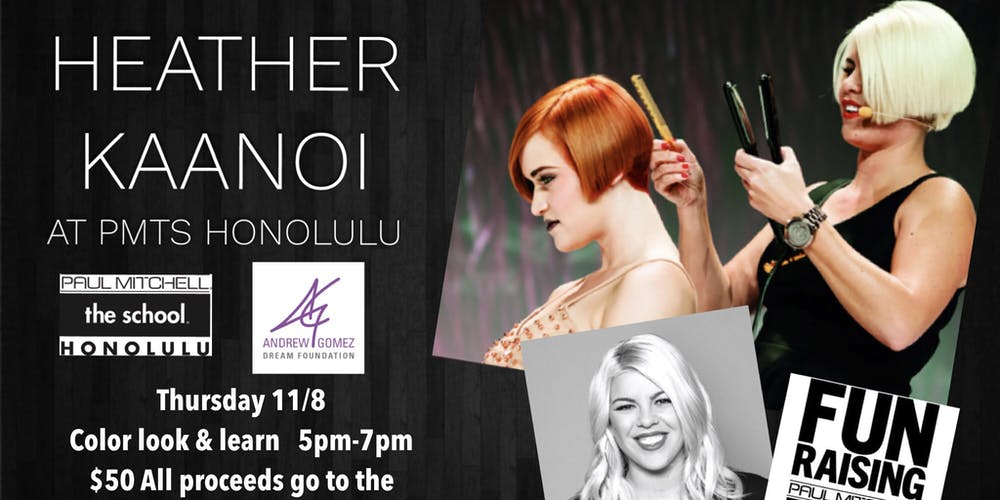 Heather Kaanoi At Pmts Honolulu Tickets Thu Nov 8 2018 At 500 Pm