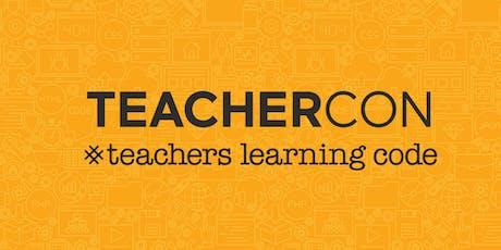 Teachers Learning Code: TeacherCon - Thunderbay tickets