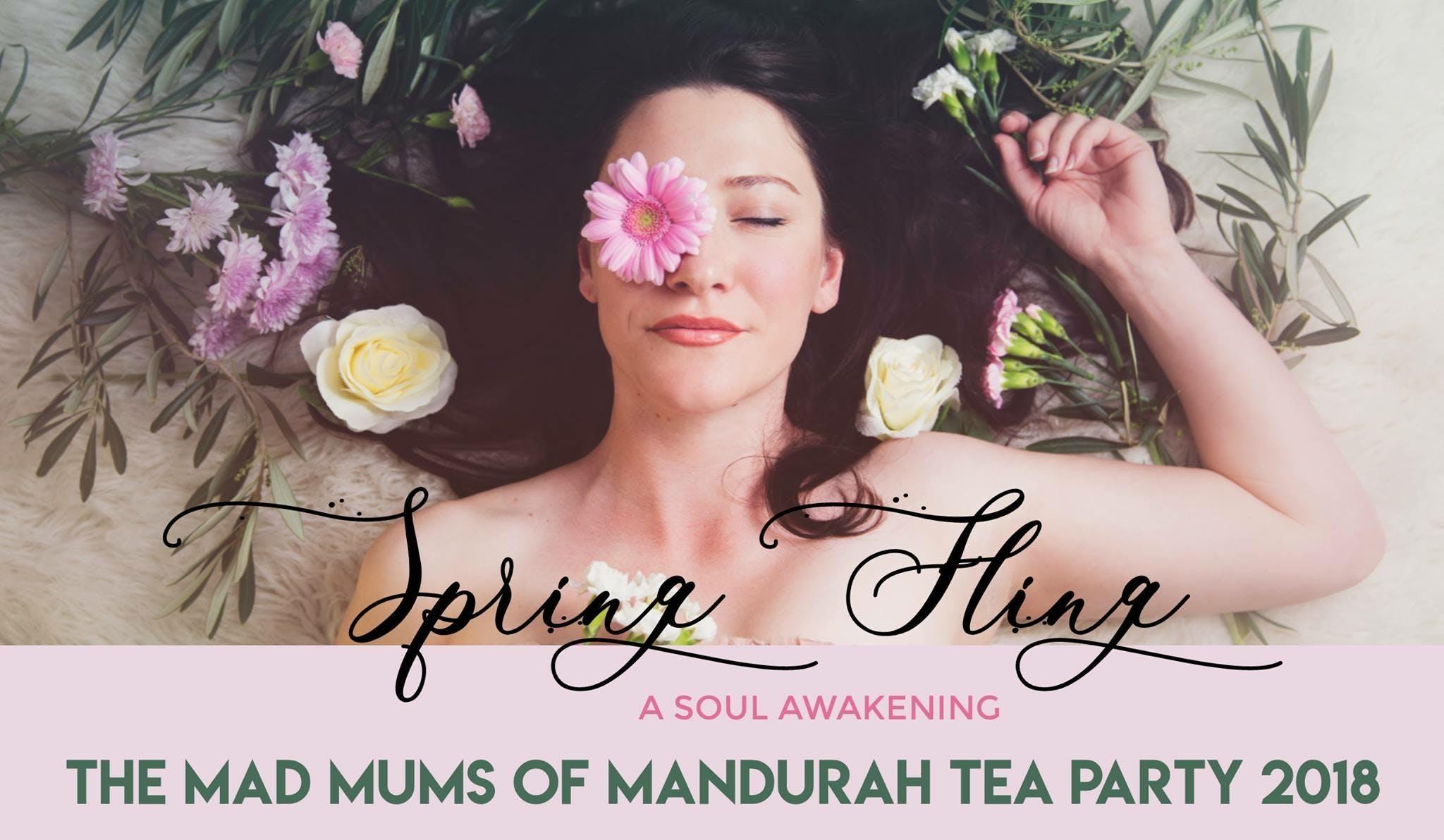 Mad Mums of Mandurah Tea Party