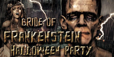Bride of Frankenstein Halloween Party tickets