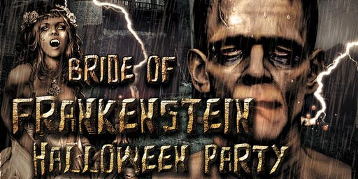 Bride of Frankenstein Halloween Party