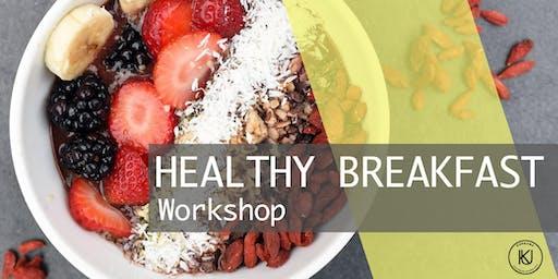 Healthy Breakfast Workshop