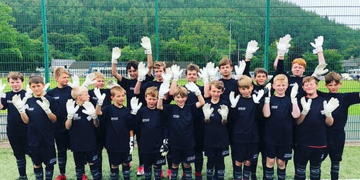 Isle of Man Sells Pro Training Goalkeeper Camp