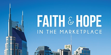 Faith & Hope in the Marketplace 2020 tickets