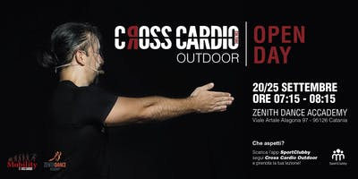 OPEN DAY - Cross Cardio Mobility Outdoor Training