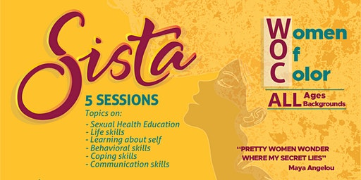 SISTA (SISTERS informing SISTERS on topics about Sexual Health)