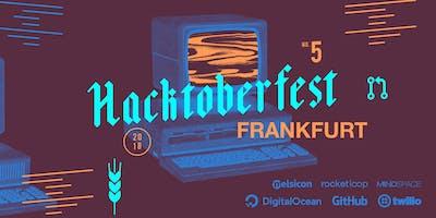 Hacktoberfest Frankfurt 2018