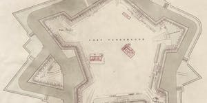 Tour of Fort Cumberland, Portsmouth with Deniz Beck