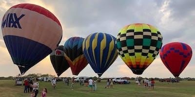 Houston Hot Air Balloon Festival & Polo Match