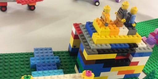 Dursley Library - Lego Club
