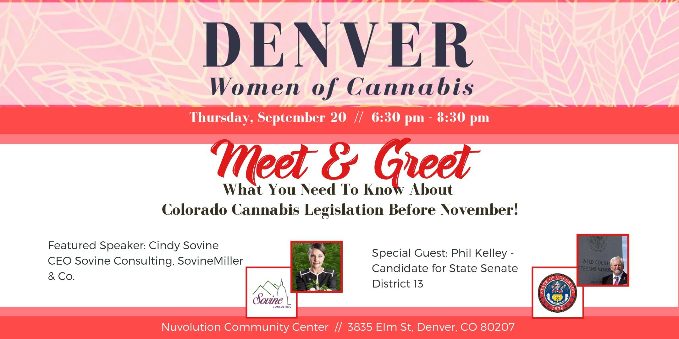 Denver women of cannabis september meet greet 20 sep 2018 denver women of cannabis september meet greet m4hsunfo
