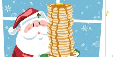 Breakfast with Santa at Maggiano\