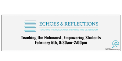 Teaching the Holocaust, Empowering Students