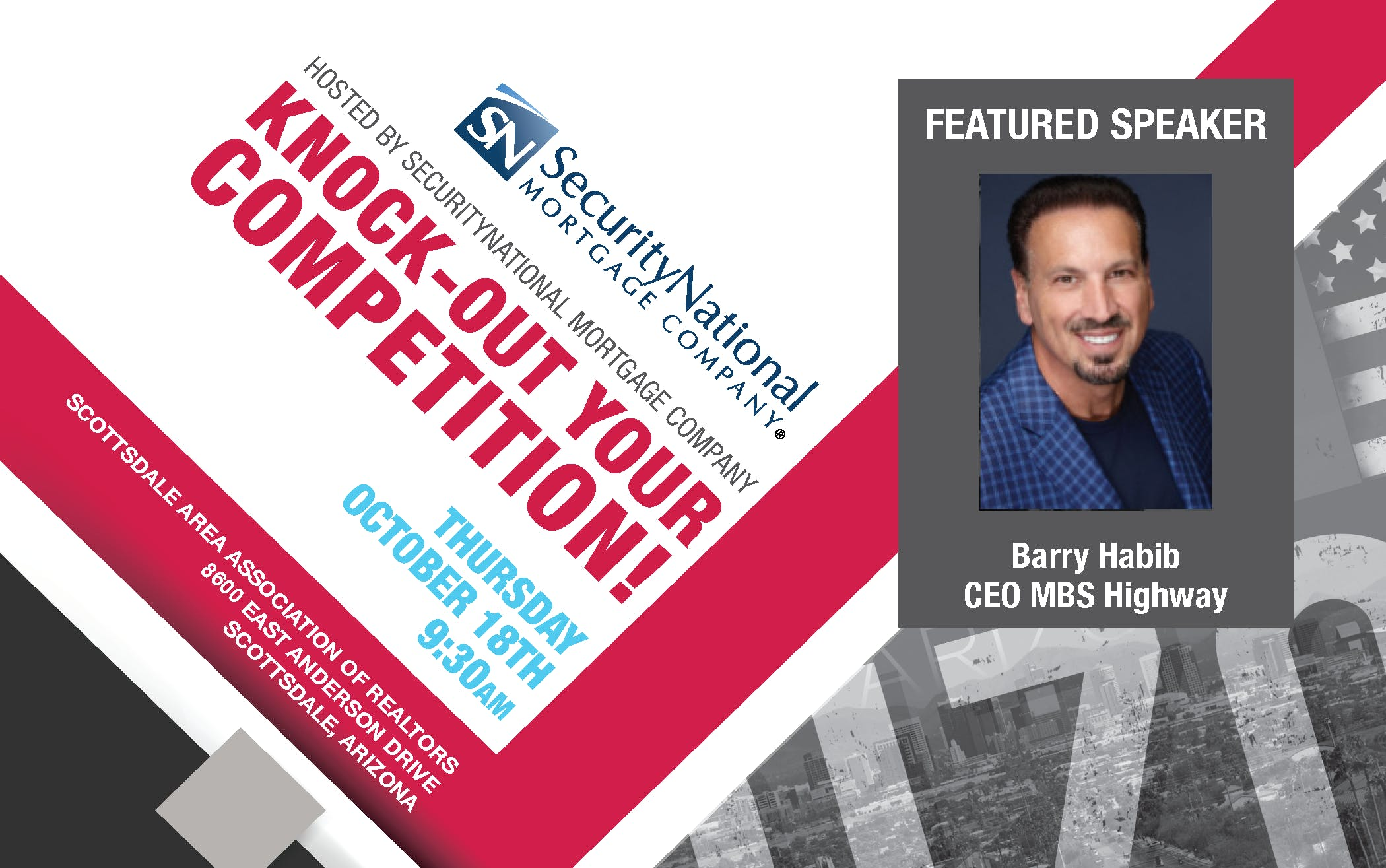 Knock Out Your Competition -with Barry Habib